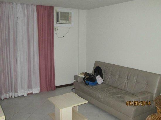 Ambassador Flat Hotel: Sala