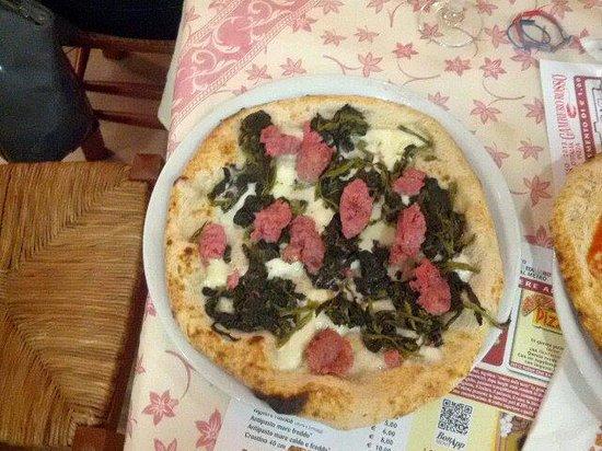Pizza & Pasta: Pizza ai Friarelli