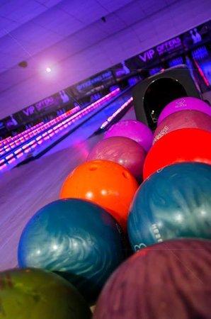 AMF Bowling Washington: Bowling Balls