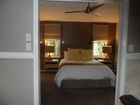 Narrows Escape Rainforest Retreat : Bedroom