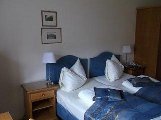Hotel Mozart : 客室