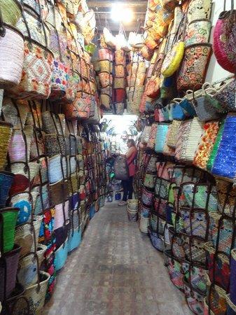 Médina de Marrakech : Medina de Marrakech