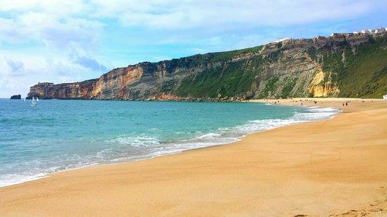 Praia da Nazare: Nazaré's beach