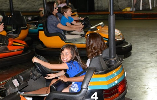 Jardines Busch: Fun rides for all ages