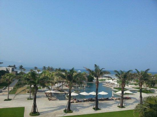 Hyatt Regency Danang Resort & Spa: Sea view room