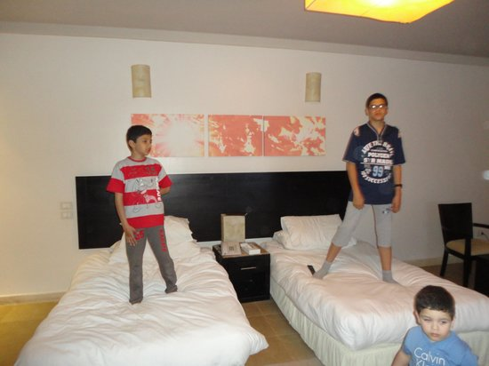 Jaz Little Venice Golf Resort: inside the room