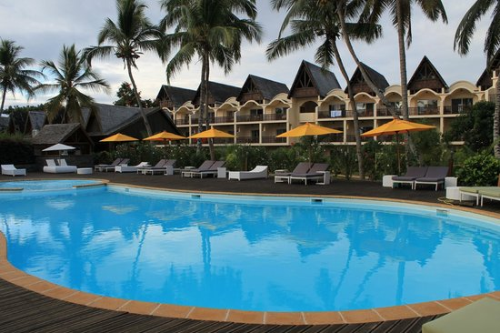 Royal Beach Hotel: Piscina Hotel