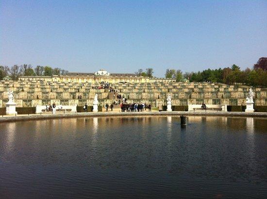 Fat Tire Tours Berlin: Sanssouci Palace