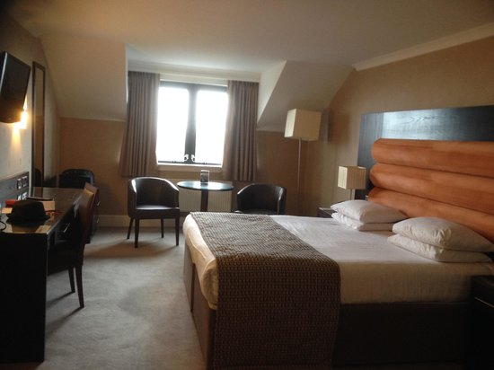 Edinburgh Capital Hotel : My Room 2