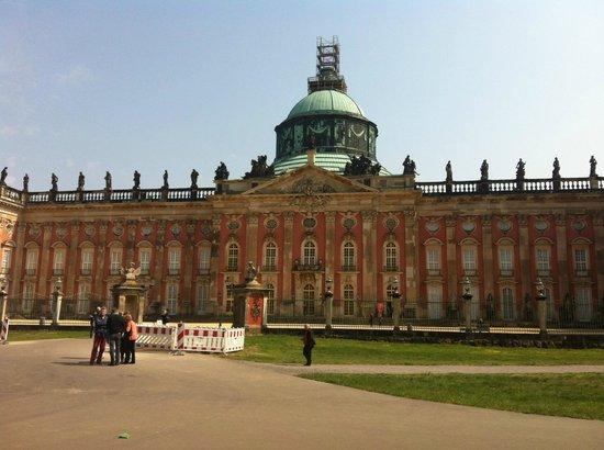 Fat Tire Tours Berlin: The Neuer Palace