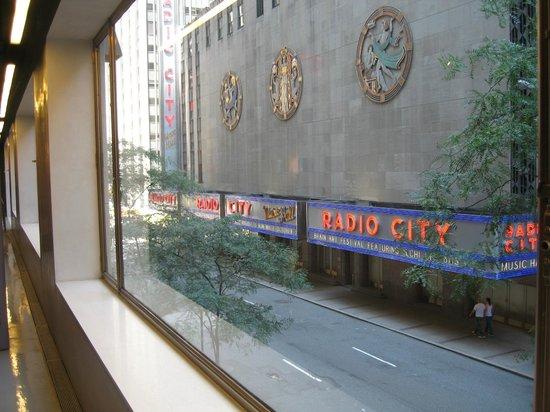 Radio City Music Hall : Radio city