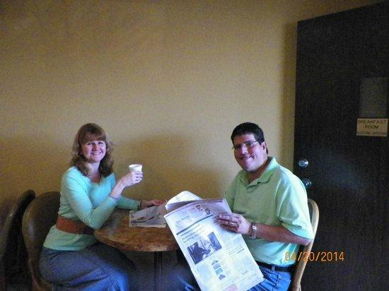 Days Inn - Niagara Falls Near the Falls: Free Breakfast at the Days Inn