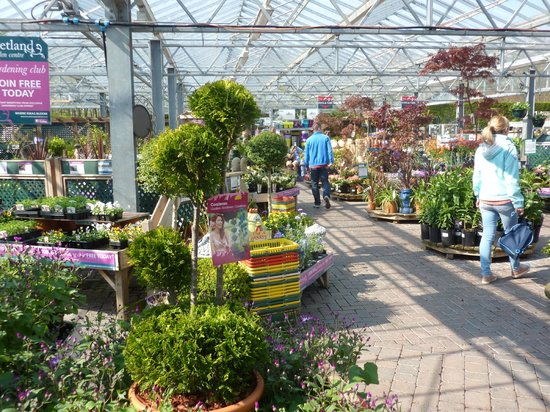 Hetland Garden Centre: Canopy for all weathers