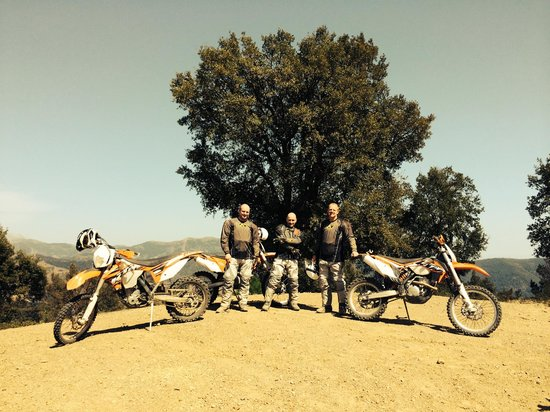 Riders of the Lost Trail - Guided Off Road Motorcycle Trail Tours : Dirty Weekend
