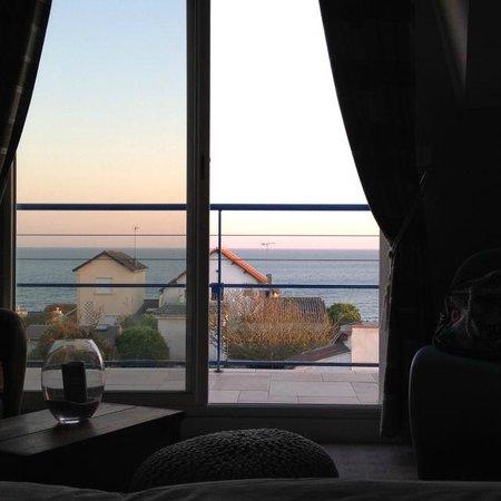 Fenêtre sur Mer : Vue sur la mer
