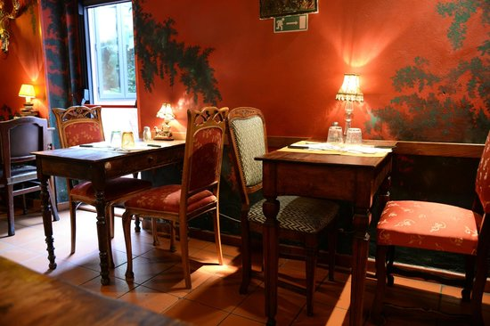 Trattoria Nerone : table