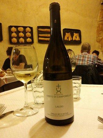"""Expanificio: Per accompagnare una cena sublime, niente di meglio che un """"Grillo"""" nel bicchiere..... salute!"""