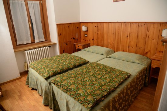 Hotel Pontejel: room
