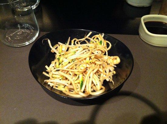 shizen japanese & oriental cuisine: Noodles