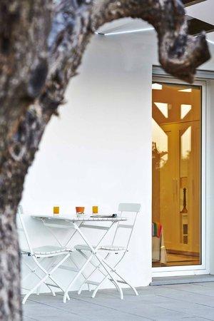 Quinta Dos Perfumes: Detalhe de entrada para suite