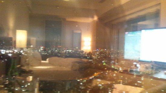 Hotel Century Southern Tower: 室内の雰囲気と夜景