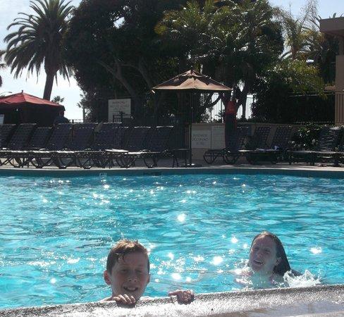 Hyatt Regency Newport Beach: Nice family pool area