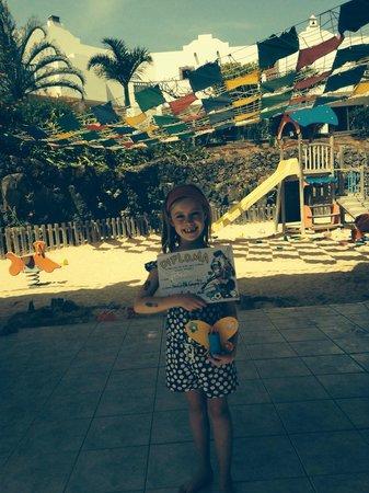 Las Marismas de Corralejo: Kids club