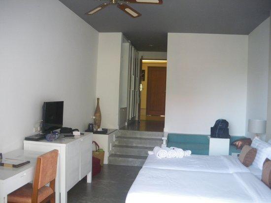 Aonang Cliff Beach Resort: notre chambre