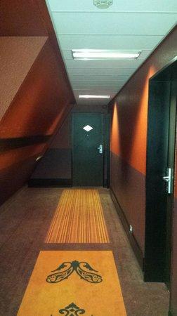 Mercure Hotel München City Center: Pasiilo del quinto piso