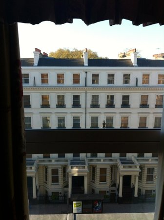 Radisson Blu Edwardian Vanderbilt : The lovely view from my window