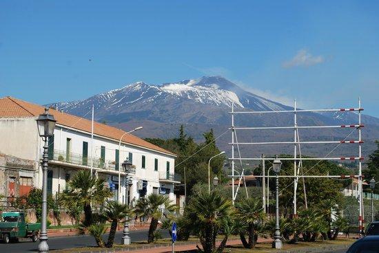 Villa Del Bosco Hotel: ETNA
