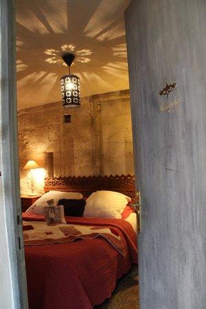 La Banasterie: La chambre Guanaja
