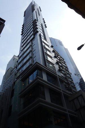 Citadines Mercer Hong Kong: Mercer Hotel building