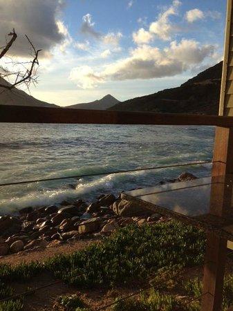 Tintswalo Atlantic : Aussicht von der Terrasse