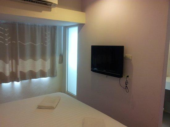 Nantra De Comfort : schönes Zimmer