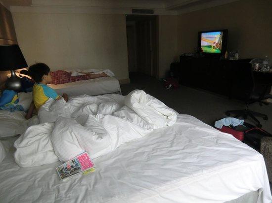 York Hotel: 4-person premier
