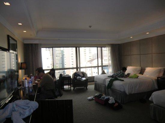 York Hotel : 4-person premier