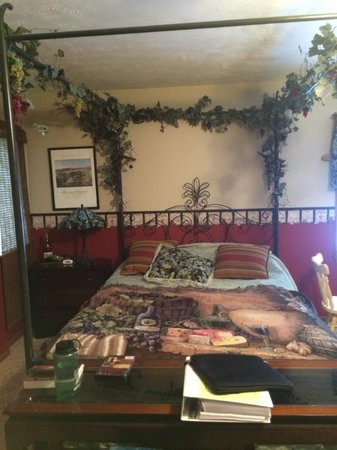 Lake 'N Pines Lodge: Vineyard Suite