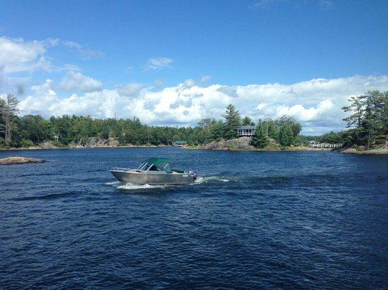 Miss Midland  Boat Cruises: Boat