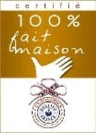 Kyriad Vannes Centre Ville : Obtention label Cuisineries Gourmandes 100% fait maison