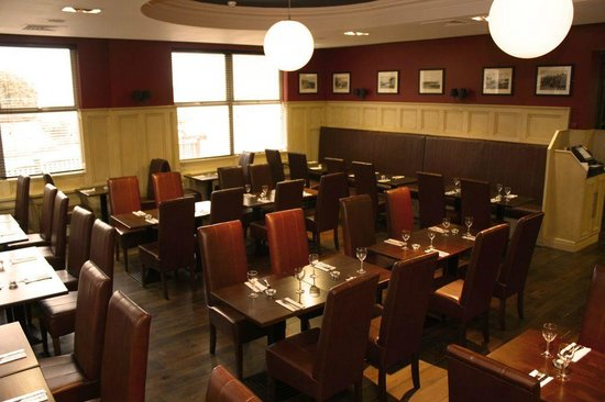 Ballyliffin Lodge & Spa Hotel: Jacks Restaurant
