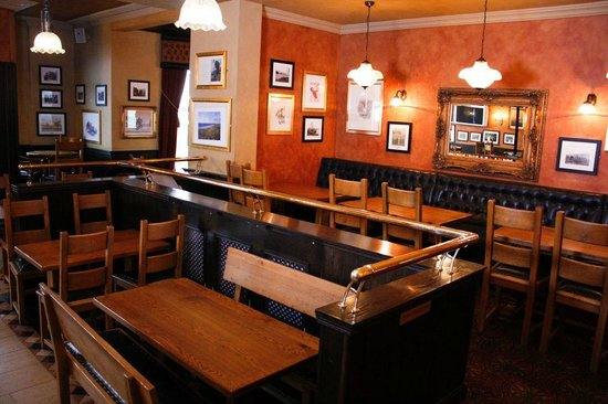 Ballyliffin Lodge & Spa Hotel: Jacks Bar