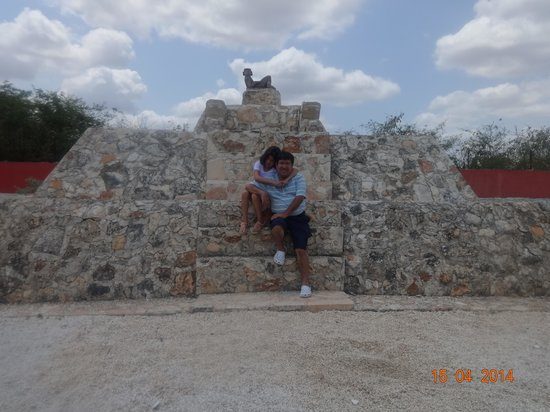 ذا مانشن آت مابل هايتس: En la piramide del hotel