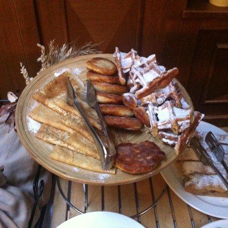 Swiss Hotel: lezzetli