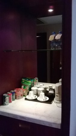 China Merchants Hotel: mini bar