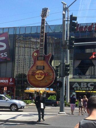 Hard Rock Cafe Reservations Las Vegas