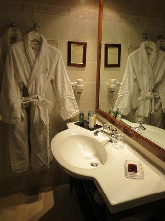 Villa di Monte Solare: Bathroom Room 10