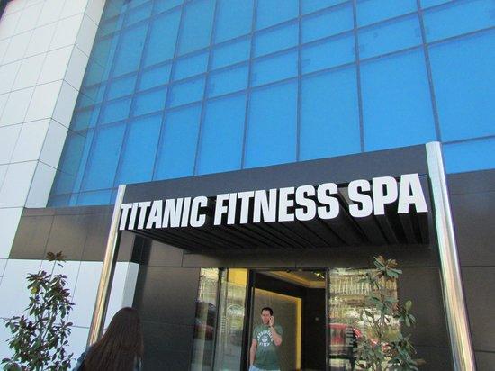 Titanic Business Bayrampasa: Spa