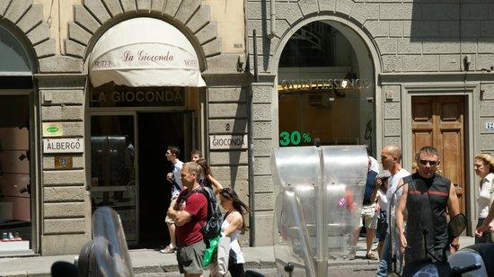 Hotel La Gioconda : Front view