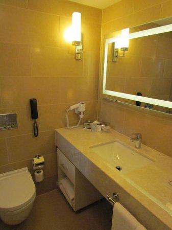 Titanic Business Bayrampaşa: Banheiro